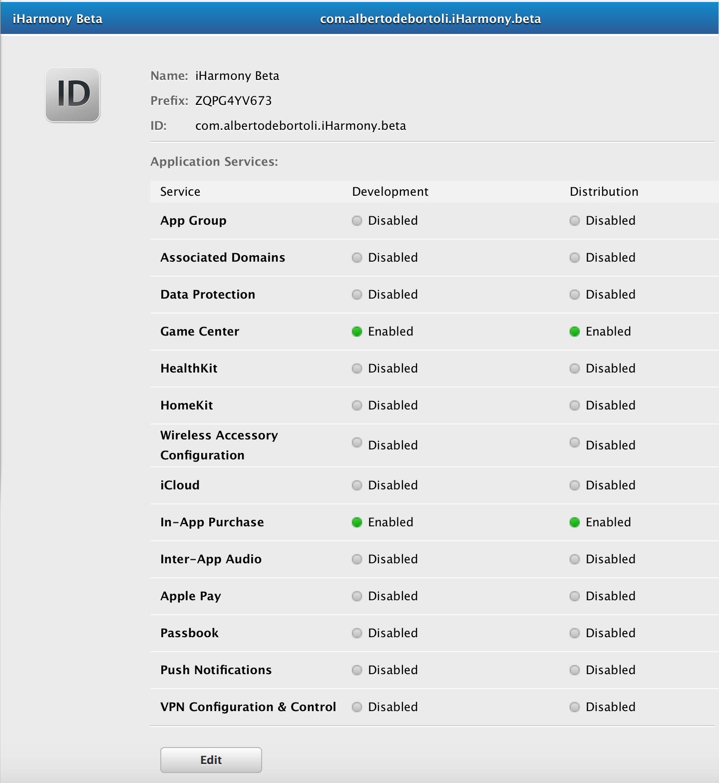 11-iharmony-beta-app-id
